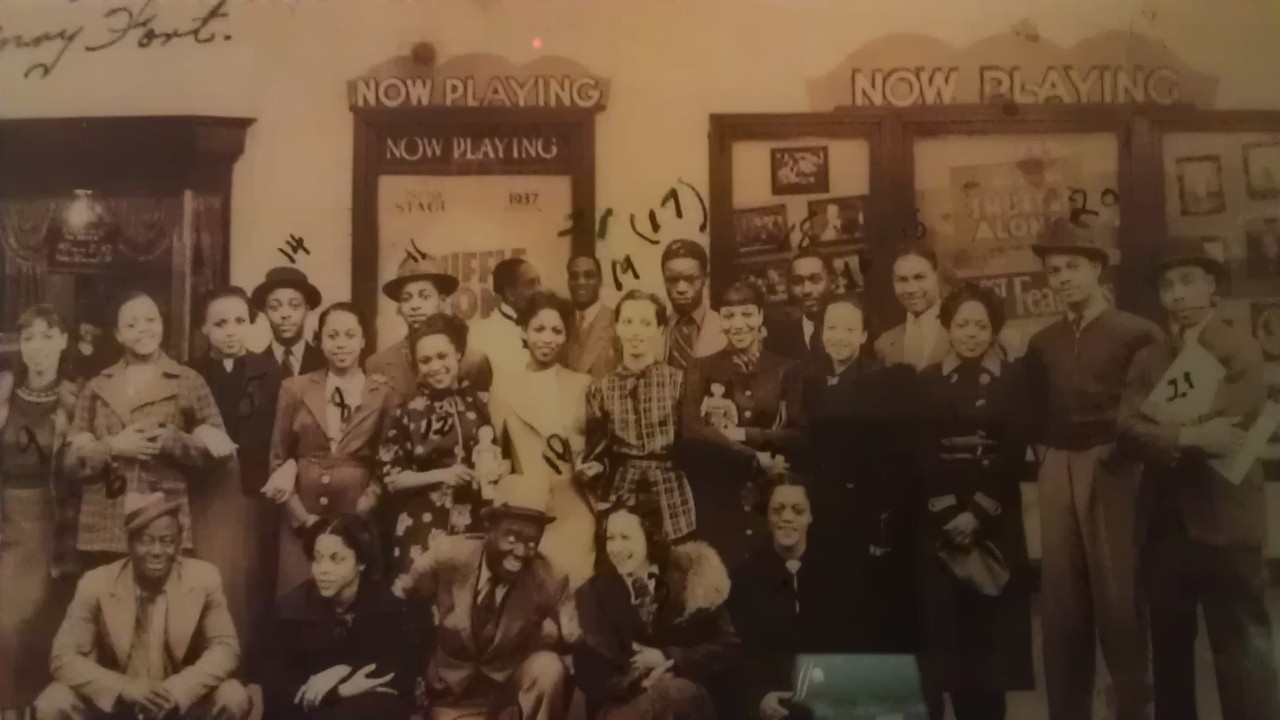 Who is the man under the (17) in this Picture  He played the Everett  Theatre (Our very own Historic Everett Theatre) in 1937. Answer below. fae2553d3e