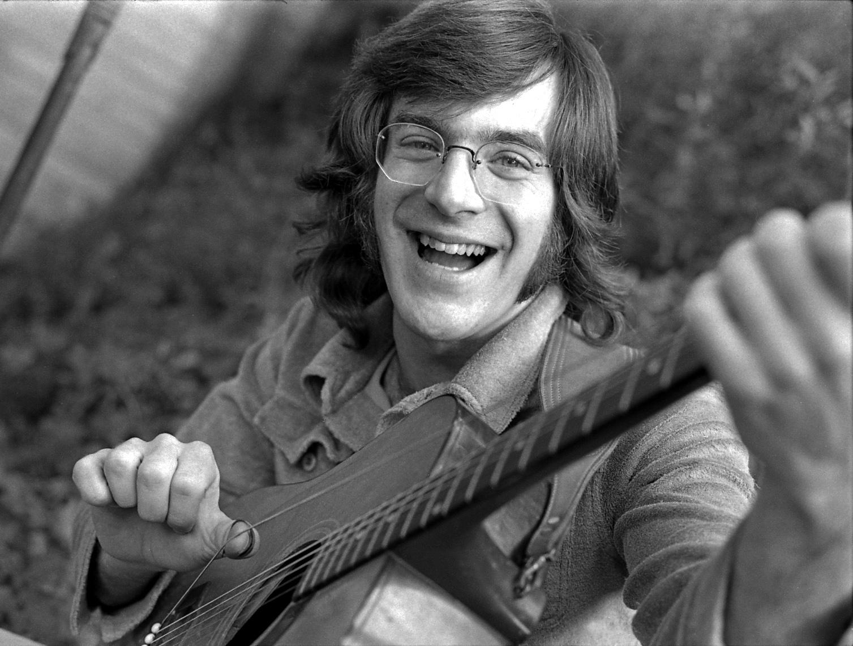John Sebastian former lead singer of the Lovin Spoonful-Folk